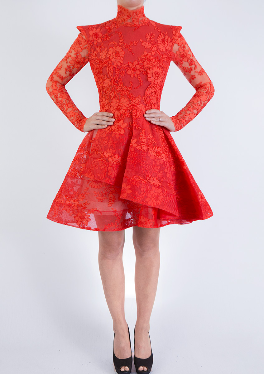 Rent Alex Perry Cacia dress cocktail mini from The Birdcage Stylist ...